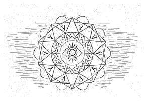 Illustration Vecteur géométrique libre