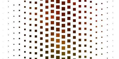 fond rouge foncé avec des carrés.