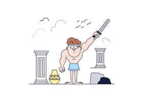 Vecteur libre Hercules