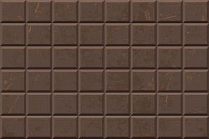Texture de fer carrés rouillés vecteur