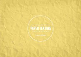 Arrière-plan papier froissé Texture vecteur