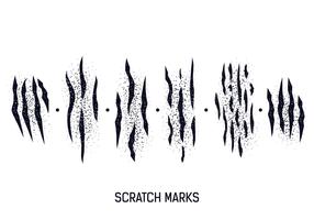 Vector Marks Scratch gratuit