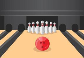 Illustration Vecteur Bowling