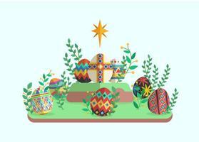 Illustration Vecteur Easter Egg