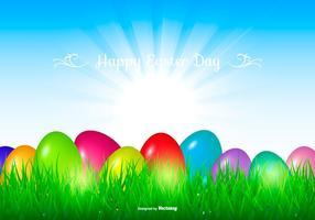 Beau fond de Pâques