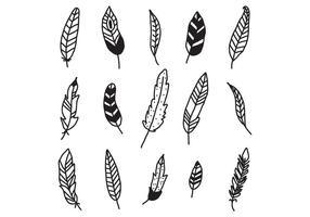 Set de plumes
