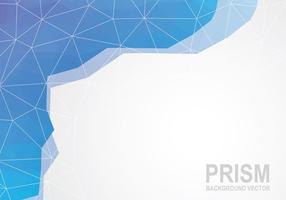 Prisma fond vecteur