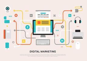 Vector Design numérique et marketing