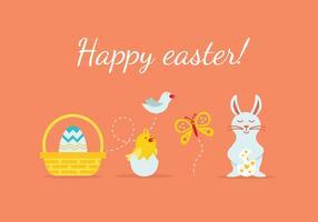 Illustration Élément de Pâques
