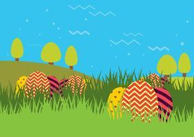 Contexte de Pâques