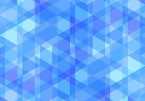 Arrière-plan polygonal coloré vecteur libre