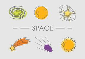 Vector Space Flat