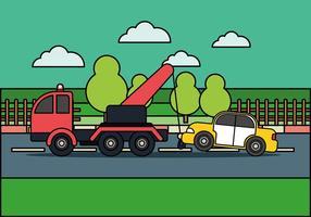Vecteur d'assistance routière