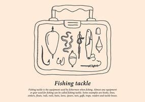 Boîte de pêche