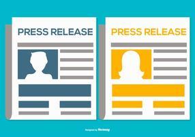 Illustrations de presse