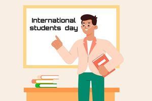 journée des étudiants internationaux