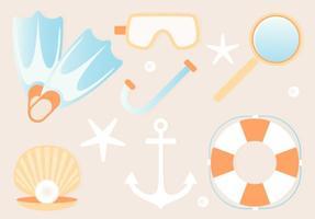 Fond d'écran gratuit Summer Beach Elements