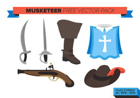 Mousqueton Free Vector Pack