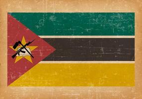 Drapeau du Mozambique