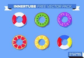 Pack Innertube Free Vector Pack