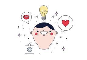 Vecteur d'idées gratuites