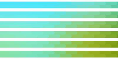 modèle bleu clair, vert avec des lignes. vecteur