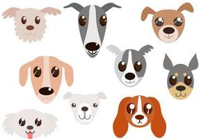 Vecteurs de chiens gratuits