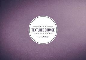 Fond texturé grunge violet vecteur