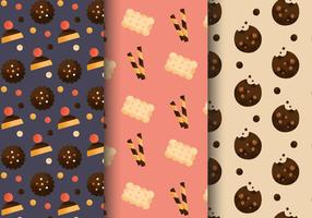 Formes de boulangerie mignonnes gratuites