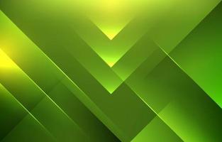 abstrait fond vert moderne vecteur