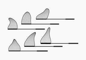 Collection vectorielle simple de vecteur papillon
