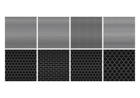 Collection vectorielle Free Speaker Grill vecteur