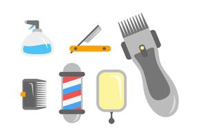 Vecteurs de rasage exclusifs gratuits