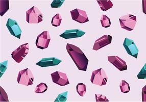 Vecteur sans motif en quartz