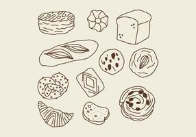 Pâtisseries au four