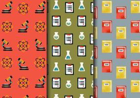 Free Vintage Elements School Patterns