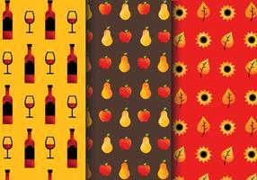 Modèles d'automne vintage gratuits