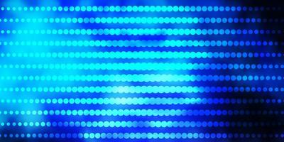 fond rose foncé et bleu avec des cercles. vecteur