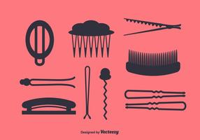 Vecteur Hairpins