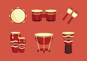 bongo set free vector