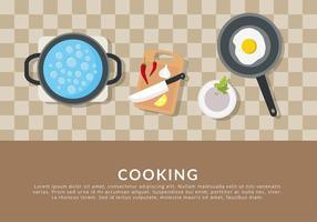 Vecteur gratuit de cuisine