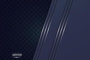 fond métallique bleu élégant