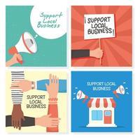 soutenir la campagne commerciale locale