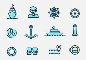 Vecteurs portuaires libres