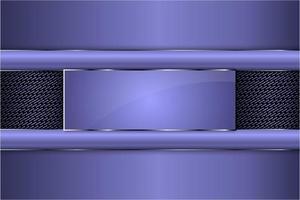 fond métallique violet moderne vecteur