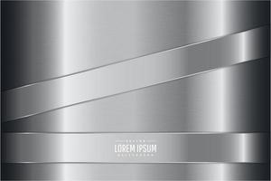 fond métallique argenté moderne