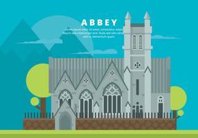 Illustration de l'abbaye