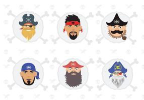 Vecteur pirate gratuit