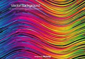 Fond abstrait coloré de vecteur