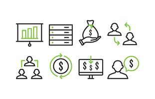 Pack d'icônes Finance